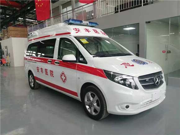 [热门车型]威霆监护型救护车生产厂家有售多少钱一辆