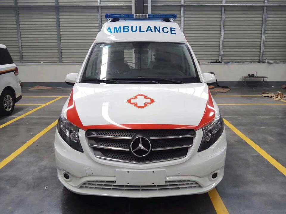 国6威霆监护型救护车参数资质齐全车型资料