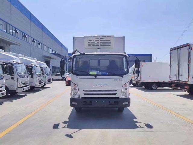 國6凱運4.2米冷藏車價格