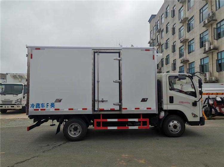凱運4.2米冷藏車推薦車型