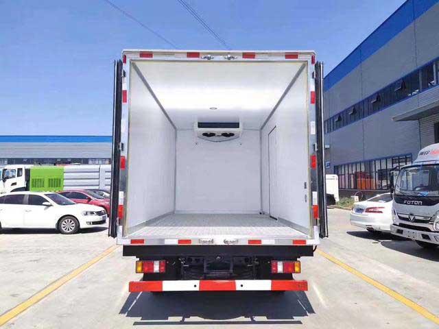 江鈴凱運4.2米冷藏車參數、車型資料