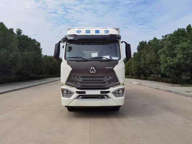 2021款国6重汽豪瀚6.8米冷藏车高品质 资质齐全