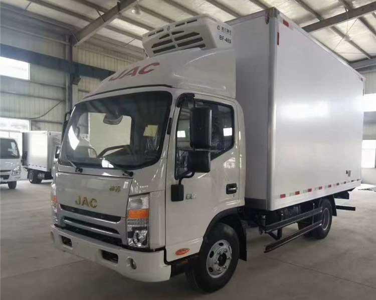 帥鈴Q6_4.2米冷藏車高品質哪里賣購買
