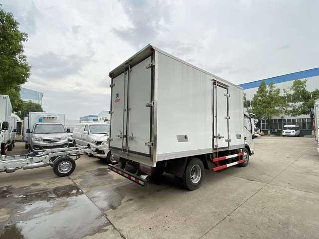 帅铃Q6_4.2米冷藏车配置、图片