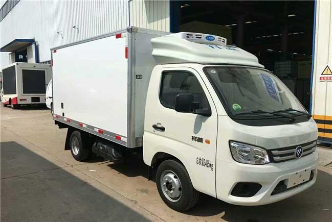 國6祥菱M1_3.1米冷藏車廠價直銷、多少錢一輛、價格便宜