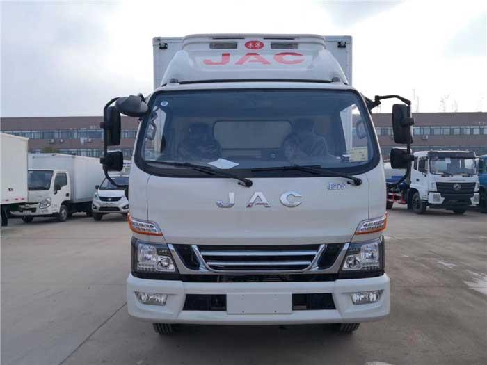 骏铃V6_4.2米冷藏车改装厂、哪里卖、现车