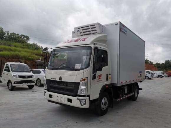 江淮骏铃V6_4.2米冷藏车怎么选择