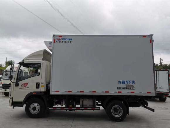 重汽豪沃4.2米冷藏车最好-有售-推荐车型