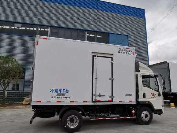 陜汽德龍K3000_4.2米冷藏車最好、生產廠家