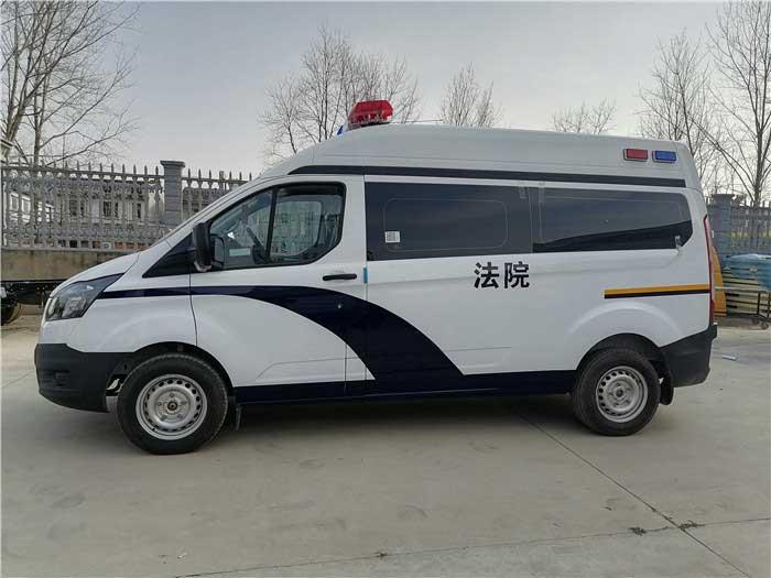 福特新全順V362警用囚車最好全國質保