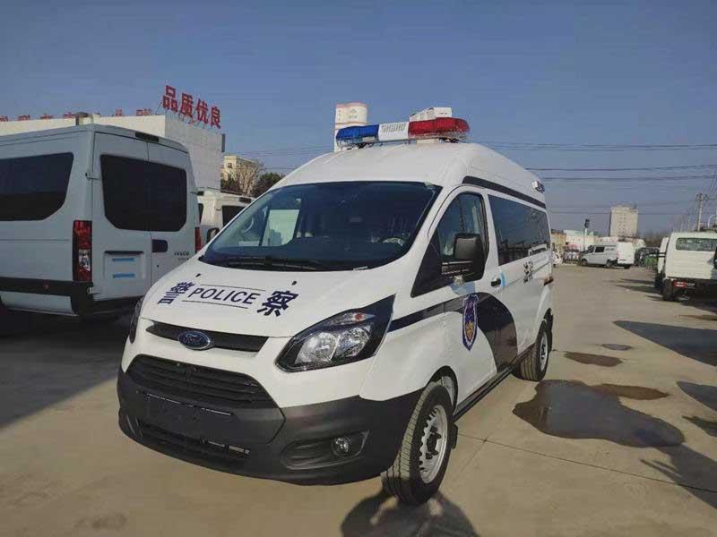 新全顺V362警用囚车全国质保、价格便宜