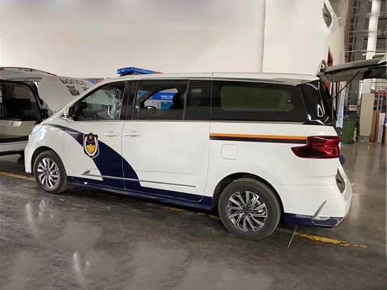 看守所囚車上汽大通G20囚車價格資質齊全
