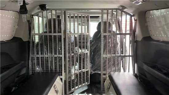[推荐车型]上汽大通G20囚车图片 参数
