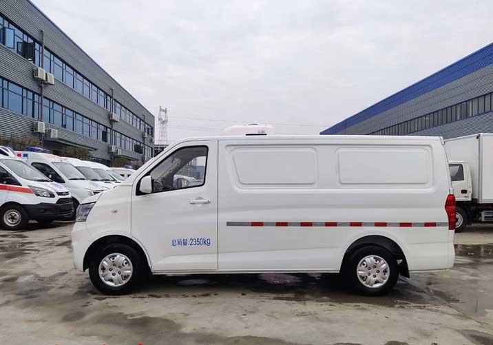 小卡之星3.5米冷藏车实拍图_厂家 生产厂家 价格便宜