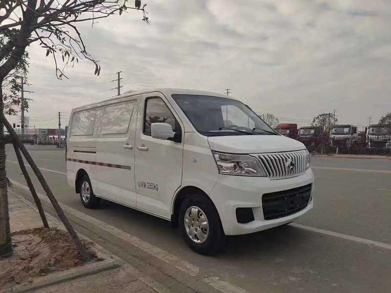 长安睿行面包式冷藏车高品质-改装厂