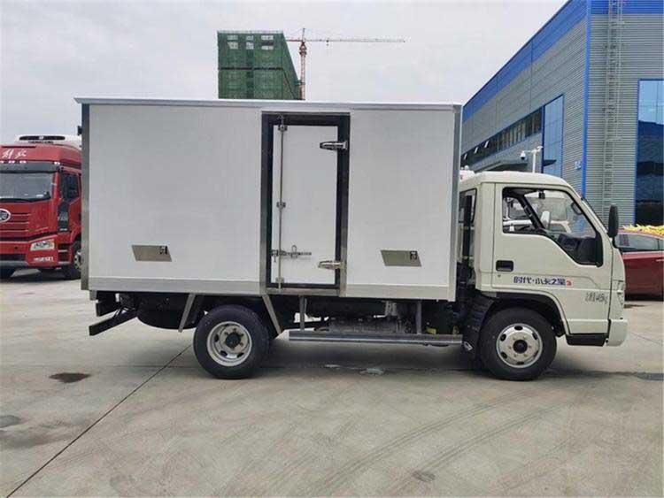 2021款[热门车型]贵州黔东南福田小卡之星3.5米冷藏车配置-优惠促销-推荐车型