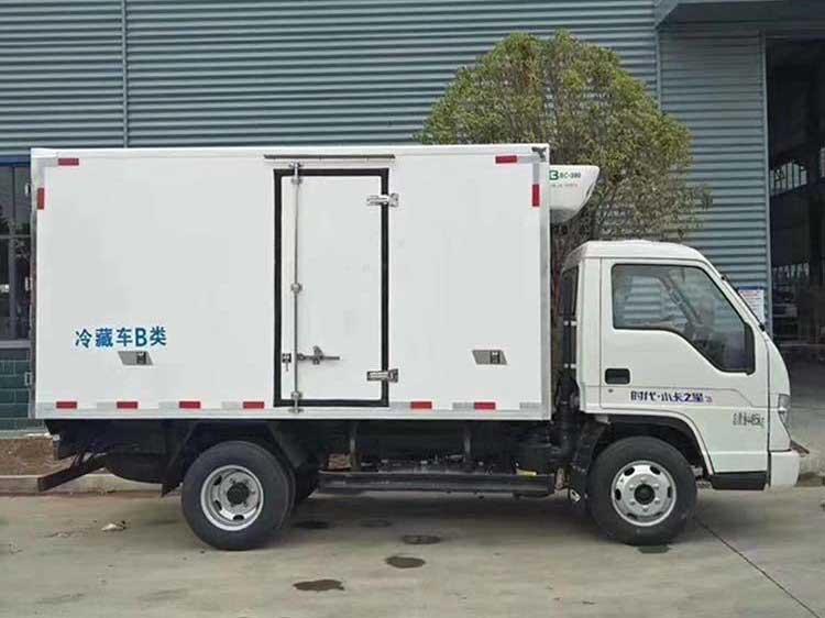 小卡之星3.5米冷藏車價格-廠價直銷-怎么選擇
