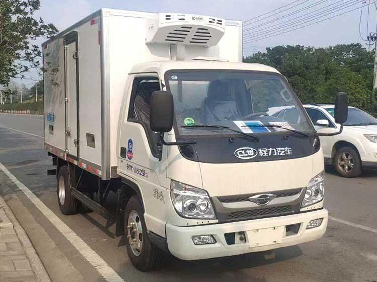 陕汽德龙K3000_4.2米冷藏车高品质、购买