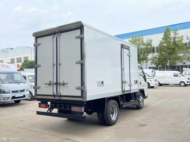 [熱門車型]藍牌福田小卡之星3.5米冷藏車多少錢-哪里買-專業廠家