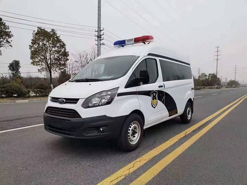 法院囚車14人座囚車警用囚車_福特新全順V362囚車上戶無憂、首選車型、怎么選擇