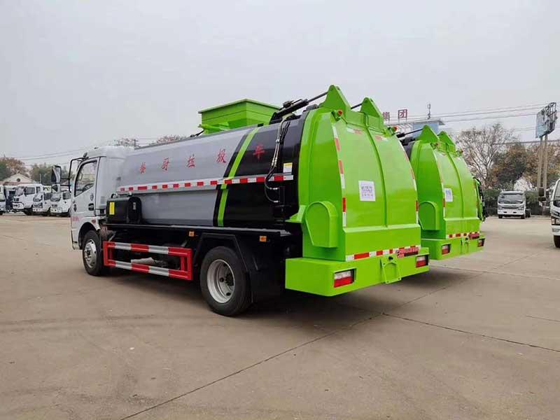 国67方餐厨垃圾车_东风凯普特K7餐厨垃圾车质量好、推荐车型
