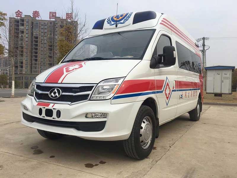 2021款[热门车型]大通V80转运型救护车质量好现车