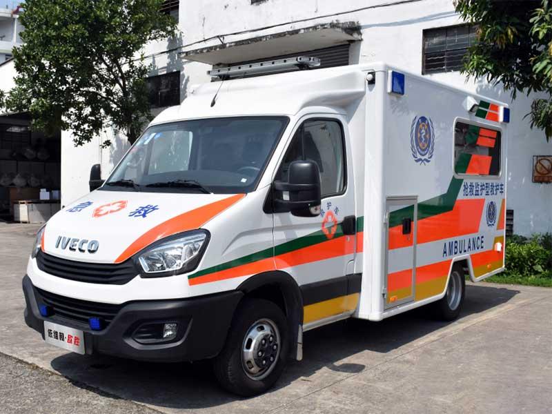 國六[推薦車型]歐勝方艙負壓救護車生產廠家_多少錢一輛_購買
