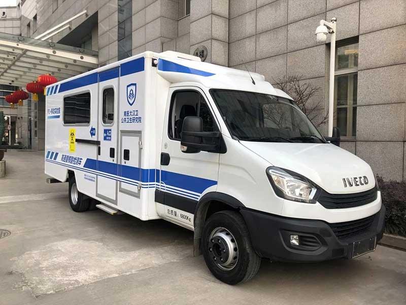 [热门车型]蓝牌欧胜方舱负压救护车最好-生产厂家-首选车型