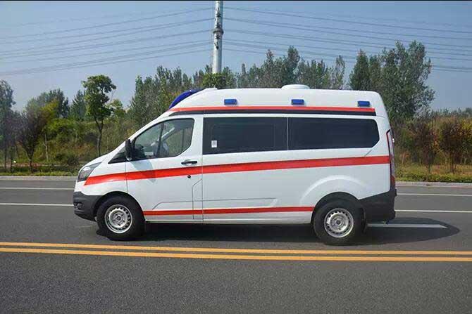 國6[推薦車型]福特新全順V362救護車生產廠家 購買