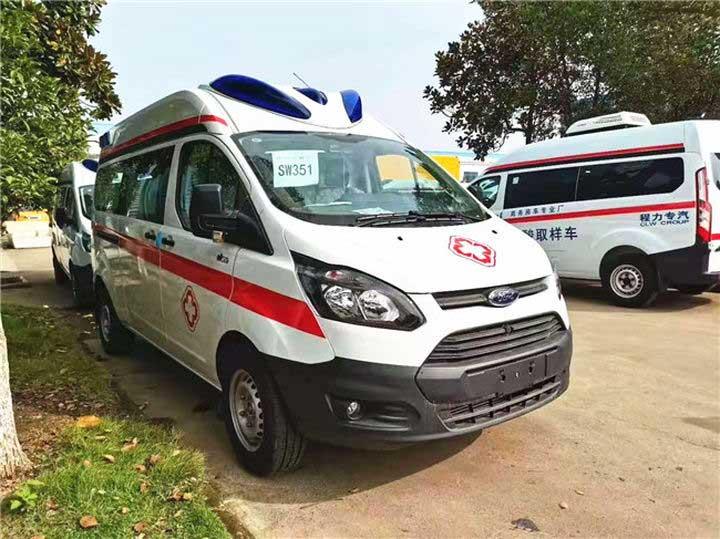[推荐车型]新全顺V362救护车专业厂家 性价比高 购买