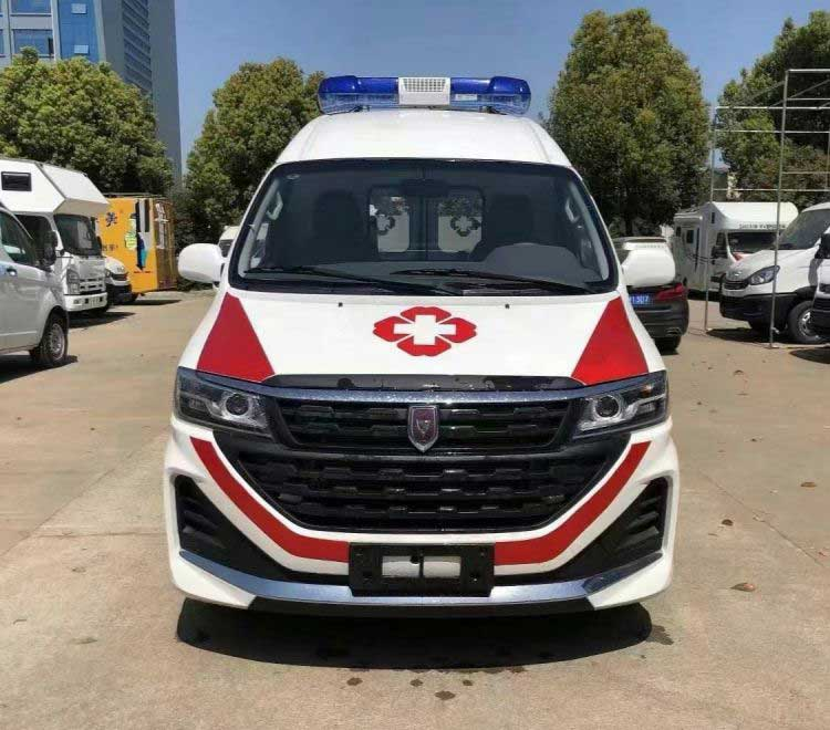 藍牌金杯海獅王轉運型救護車改裝廠、功能齊全