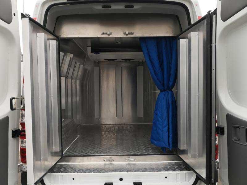 国6国六疫苗冷链车_福田图雅诺长轴疫苗冷链车全国质保性价比高首选车型