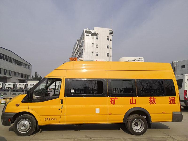 V348氣防車5-9人座搶修車資質齊全-優惠促銷-首選車型