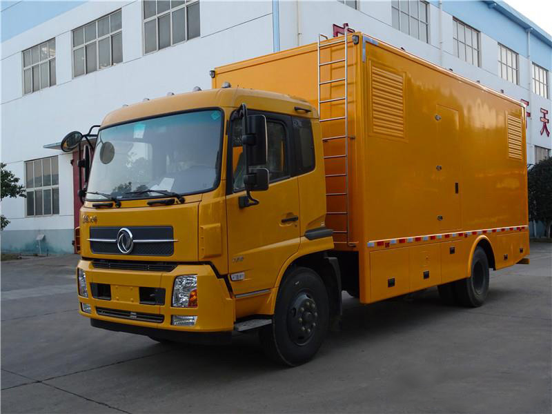 [推荐车型]天锦工程单排座抢险车配置、生产厂家