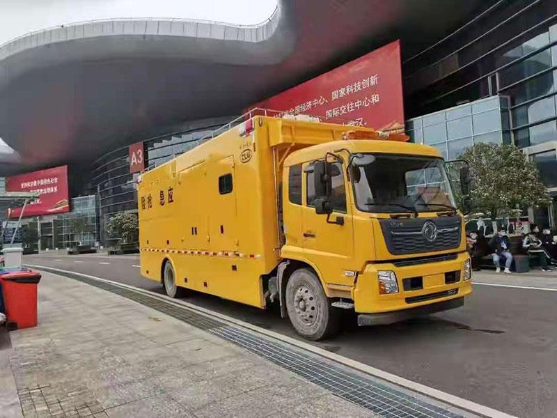 国6单排座抢修车_东风天锦工程抢修车全国质保 厂家直销 多少钱一辆
