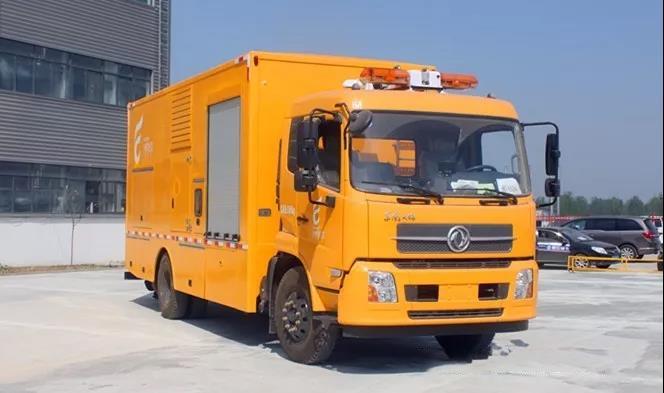 電力燃氣東風天錦工程單排座搶修車哪里買_怎么選擇_現車