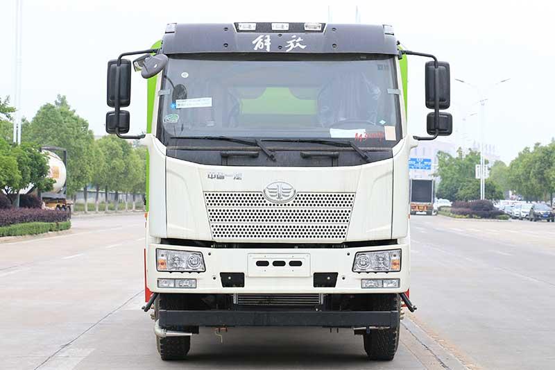 最新解放J6L12方抑塵車廠價直銷