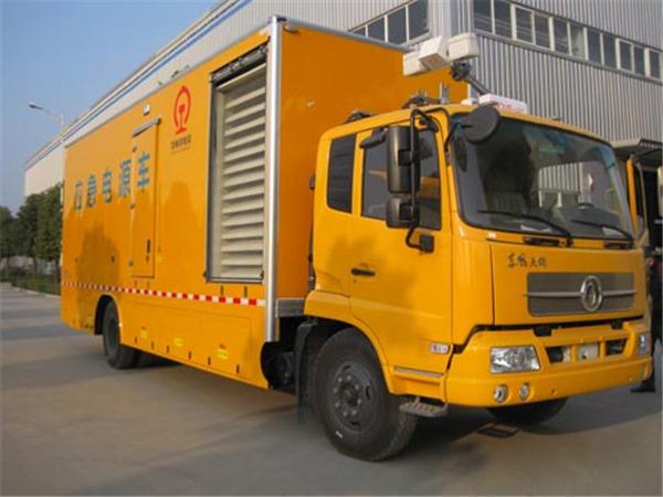 新款国6多利卡D9_300kw发电车有售怎么选择