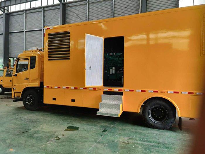 东风多利卡D9_400kw电力抢修车车型资料_有售_购买
