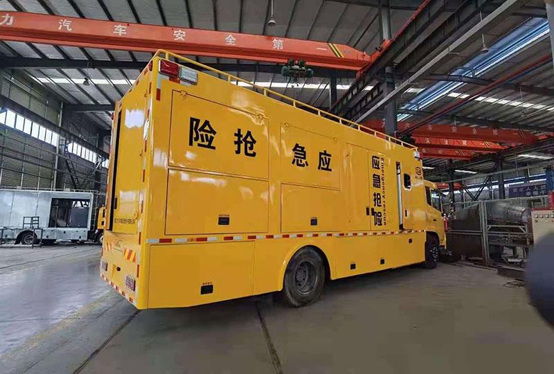 國六福特V362_4-7人座工程救險車圖片_廠價直銷