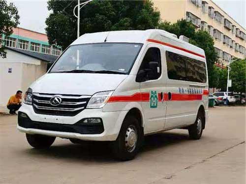 黑龍江雞西大通V80疫苗接種醫療車價格廠家