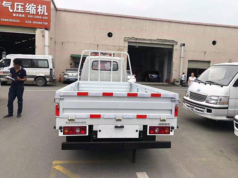 四川成都南京金龍開沃K10新能源欄板車貨車價格全國質保首選車型