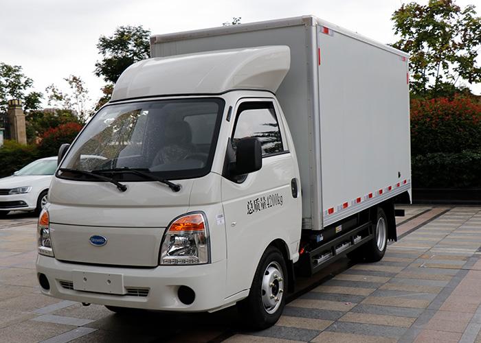 四川成都山东烟台南京金龙开沃K10新能源面包物流车货车哪里买-推荐车型-货源