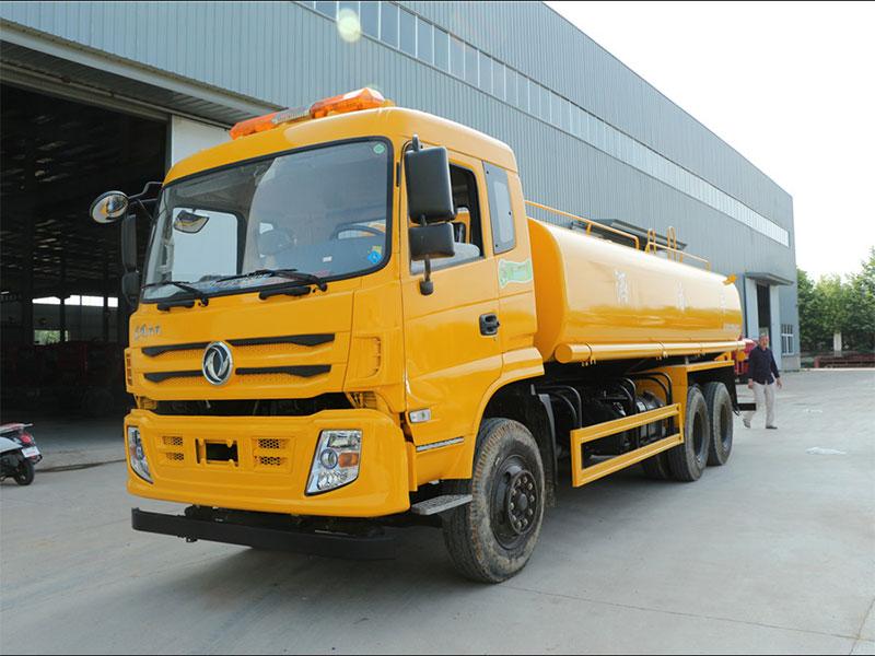 國五東風特商20噸灑水車