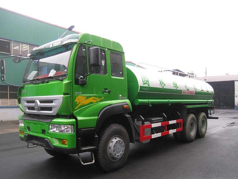 國五重汽金王子20噸灑水車