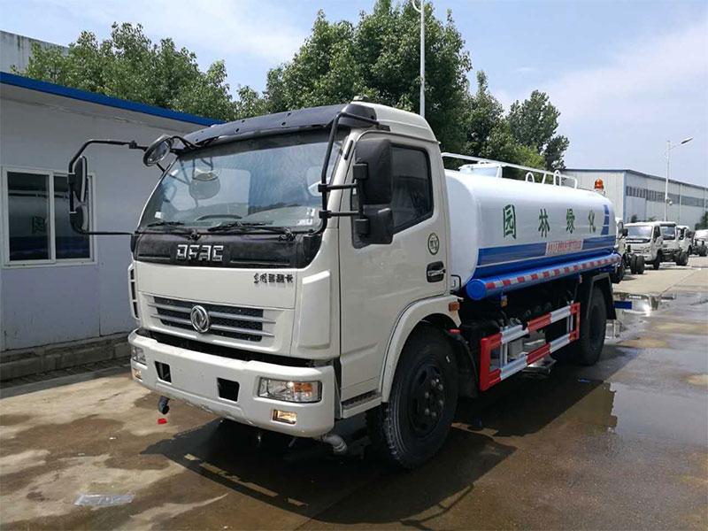 國五8.5噸東風多利卡D7灑水車