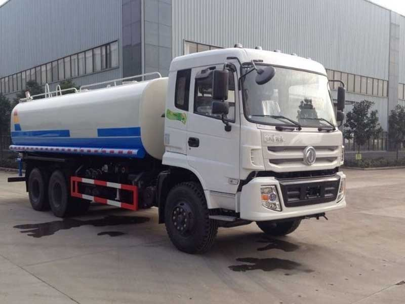 國五東風特商8噸灑水車