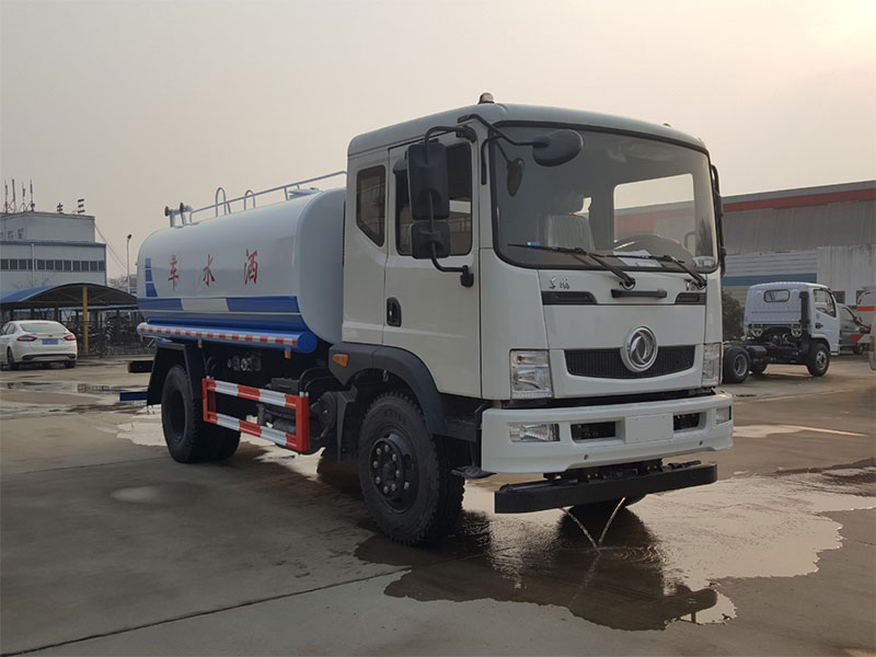 國五12噸東風御虎T3灑水車