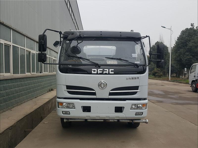 國五東風福瑞卡8噸灑水車