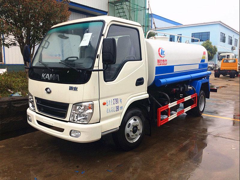 國五凱馬聚寶3噸灑水車